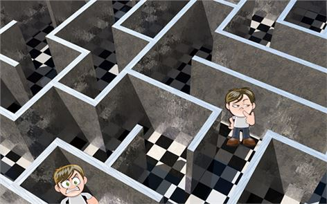 Maze Games 3