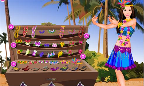 WORLD FASHION TRIP – GIRL GAME 3