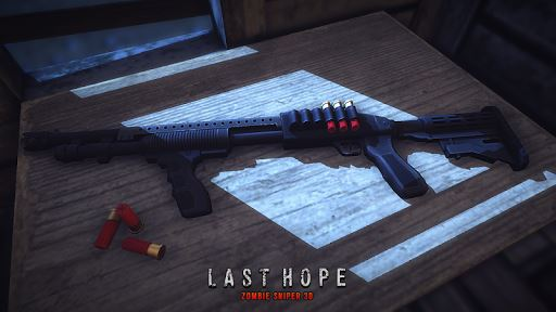 Last Hope – Zombie Sniper 3D 2