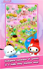 Hello Kitty Jewel Town! 4