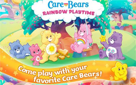 Care Bears Rainbow Playtime 1