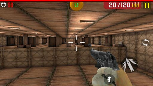 Shoot Hunter-Killer 3D 5