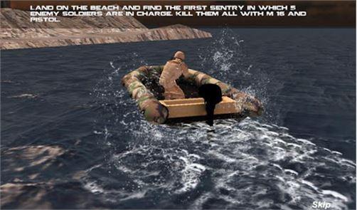 Commando Survivor Killer 3D 1