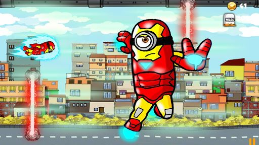 Ironfly Super-minion 1