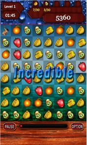 Swiped Fruits 5