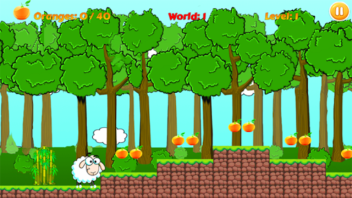 Jungle Sheep Run 4