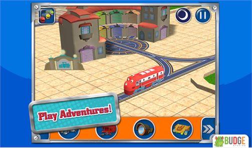 Chuggington: Kids Train Game 3