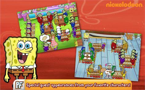SpongeBob Diner Dash 3