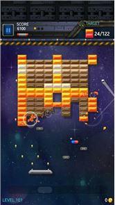 Brick Breaker Star: Space King 3