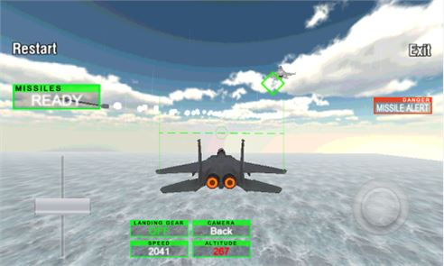 F18 F15 Fighter Jet Simulator 6