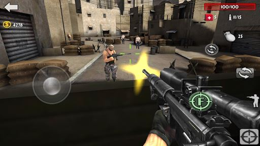 Sniper Killer Shooter 4