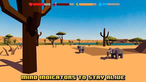 African Survival Simulator 3D 4