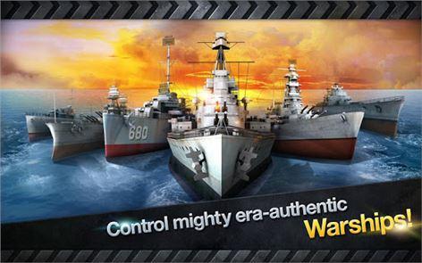 WARSHIP BATTLE:3D World War II 2