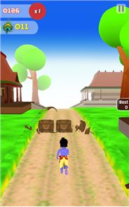 Krishna Murari Run 5