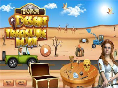 Desert Treasure Hunt Adventure 1
