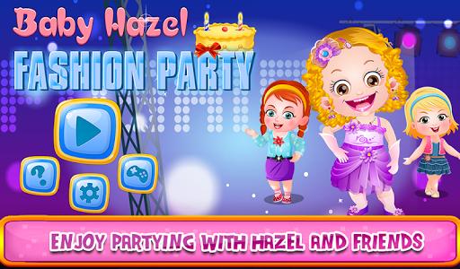 Baby Hazel Fashion Party 6
