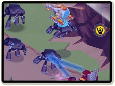 Transformers Rescue Bots: Hero 4