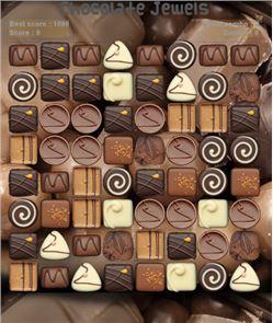Chocolate Jewels 1