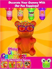 Make Gummy Bear – Candy Maker 5