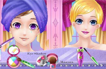 Princess Prom Photoshoot 5