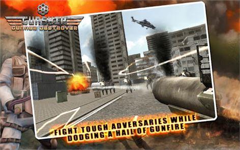 Gunship Gunner Destroyer 5