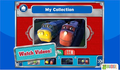 Chuggington: Kids Train Game 5
