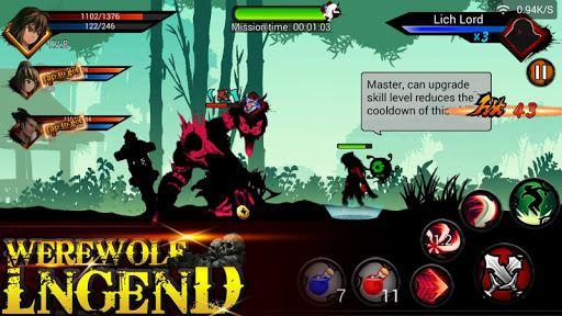Werewolf Legend 5