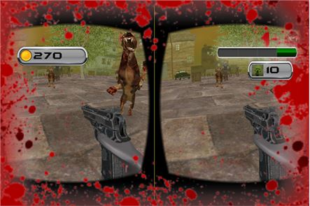 Zombie Shoot Virtual Reality 2