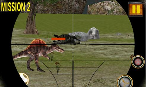 Dino Hunter at Mountains 3
