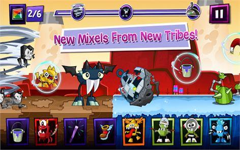 Mixels Rush 6