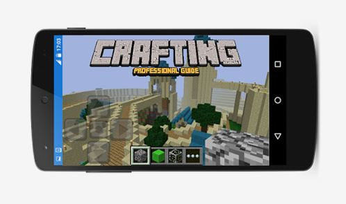 Crafting Guide for Minecraft 1