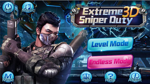 Extreme Sniper Duty 3D 1