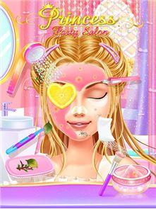 Princess Party Salon-Girl Game 5