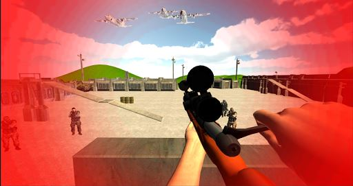 Army Sniper Shooter 3D 2