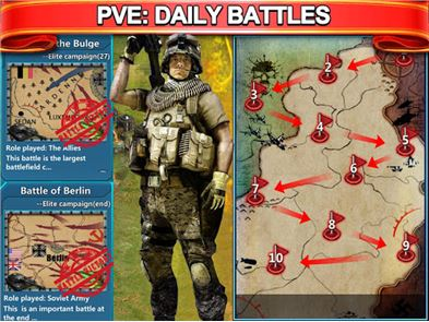 Grand Battle–MMO Strategy:War 6