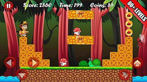 Jungle Castle Run X 1