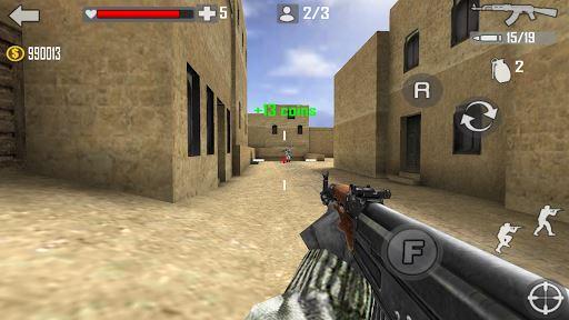 Shoot Strike War Fire 3