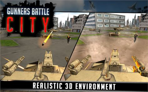 Gunner Battle City 2