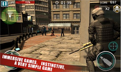 SWAT Crime Sniper 5