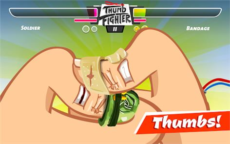 Thumb Fighter 3