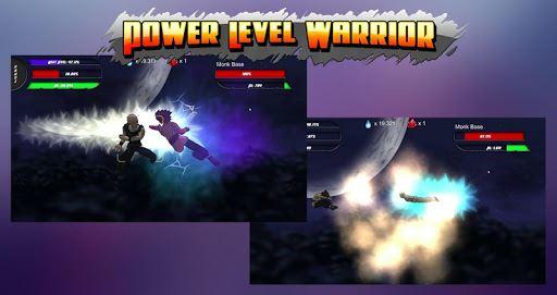 Power Level Warrior 4