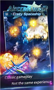 Aircraft War:Crazy Spaceship 2