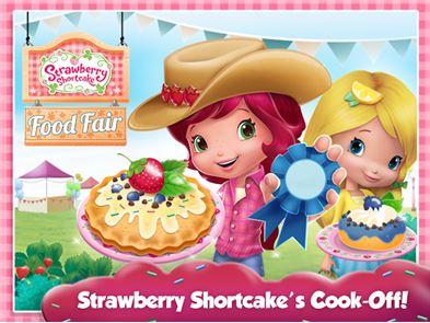 Strawberry Shortcake Food Fair 6
