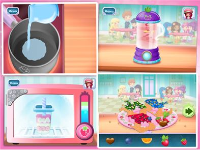 Strawberry Sweet Shop 3