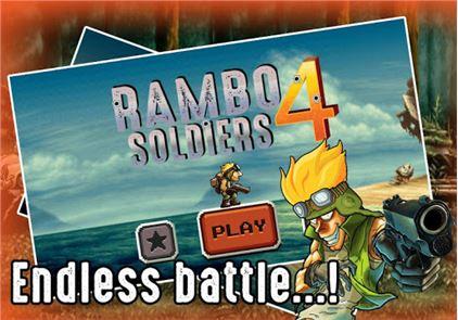 Rambo Soldier – contra classic 3