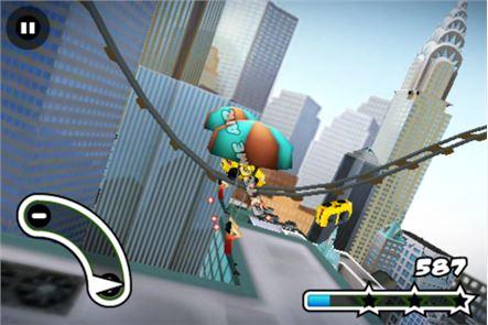3D Rollercoaster Rush NewYork 4