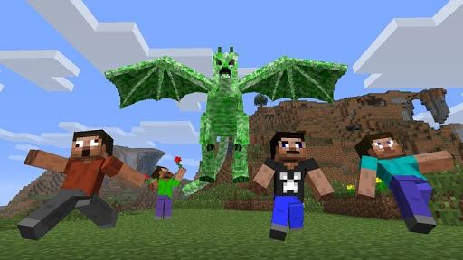 Dragones Ideas Minecraft 1