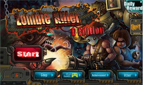 Zombie Killer – D Edition 1
