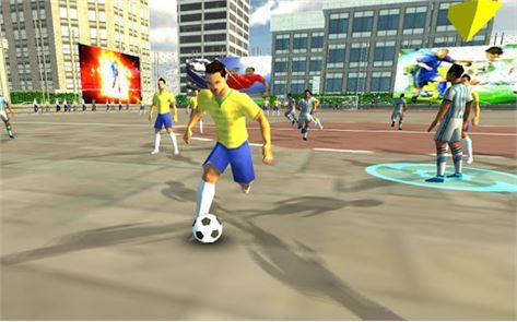 Soccer Street Star 3