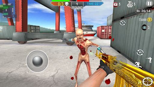 Gun Strike Terrorist Fire 6
